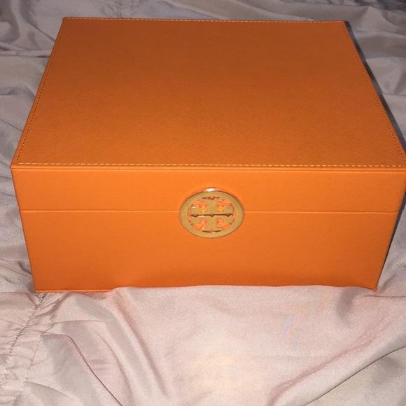 67 off Tory Burch Jewelry Box Poshmark